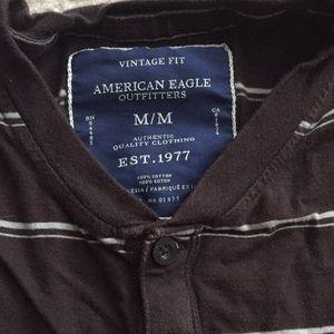 Men's American Eagle Long sleeve tee